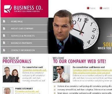网站设计和程序不要用模版网站