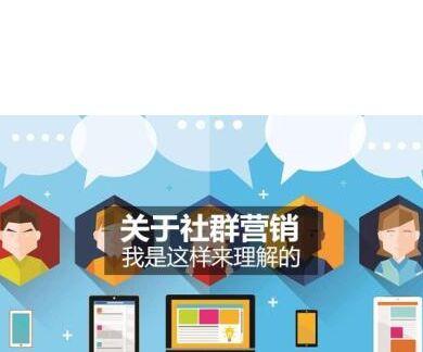 社群微营销最流行技术你知道吗?