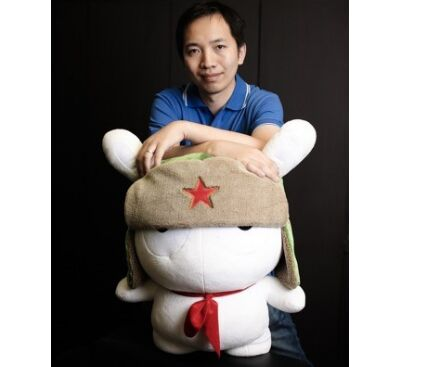 前中国谷歌洪锋是的第一产品经理;