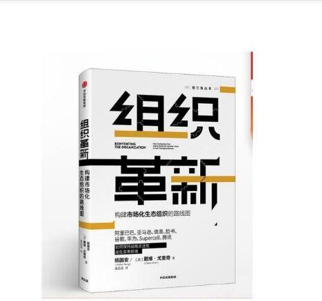 《组织革新》完整PDF版电子书网盘免费下载