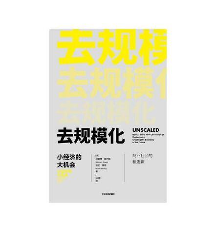 《去规模化:小经济的大机会》完整PDF版电子书