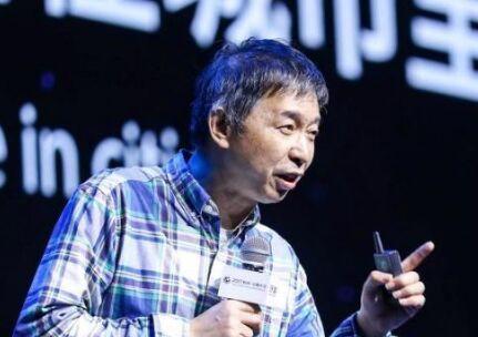 他的坚持赢得了马云的投资10亿成为了世界第2云计算