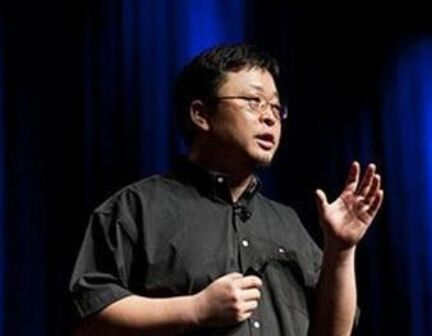 罗永浩做演讲