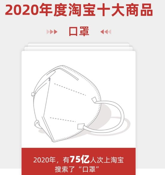 淘宝发布年度十大商品,口罩、头盔、热干面入选