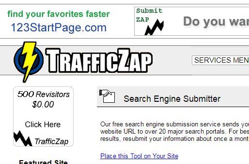 快速登录20个搜索引擎